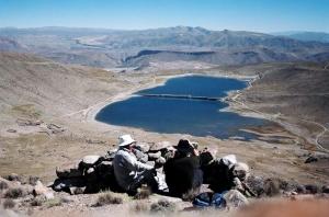 Lagunas_Kari_Kari_(Potosí_-_Bolivia)